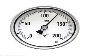 步进电机的外表温度允许达到多少?