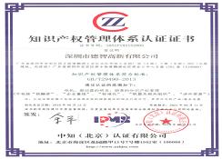 知识chan权管理体系认zheng
